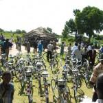 bike distribution