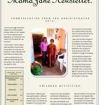 newsletter 2014-1