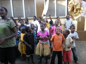 Freizeit-Kinder beim Tanzen 2