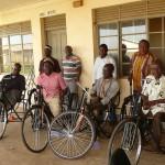 4 Tricycles wurden vergeben